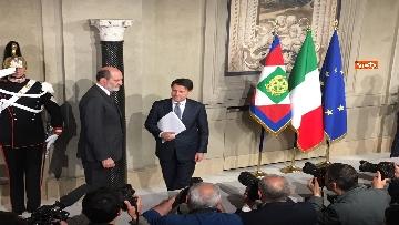 14 - Mattarella conferisce a Giuseppe Conte l'incarico di formare il Governo