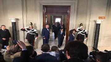 18 - Mattarella conferisce a Giuseppe Conte l'incarico di formare il Governo