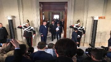 16 - Mattarella conferisce a Giuseppe Conte l'incarico di formare il Governo