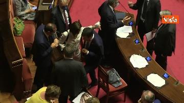 2 - Open Arms, Senato autorizza processo a Salvini