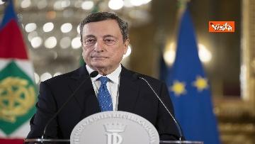 3 - Governo, ecco le parole di Mario Draghi dopo aver ricevuto incarico da Mattarella
