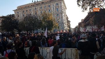 3 - La manifestazione contro il dl Salvini a Roma