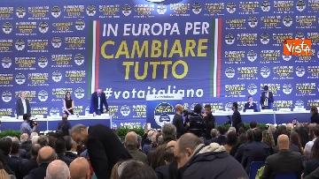 5 - La conferenza programmatica di Fratelli d'Italia a Torino