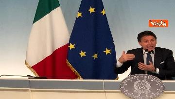 12 - La conferenza stampa di Conte a Palazzo Chigi