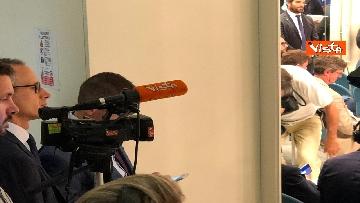 2 - La conferenza stampa di Conte a Palazzo Chigi