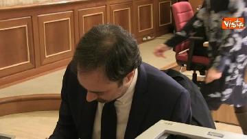 8 - Da Centinaio a Laforgia, i senatori si registrano a Palazzo Madama