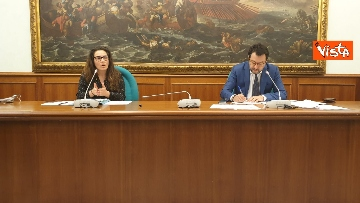 5 - La conferenza di Salvini e Locatelli alla Camera dei Deputati
