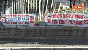 2 - Il corteo antifascista a Torre Maura
