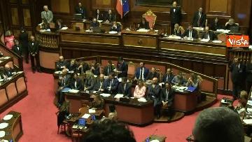 1 - Il debutto di Conte in aula al Senato