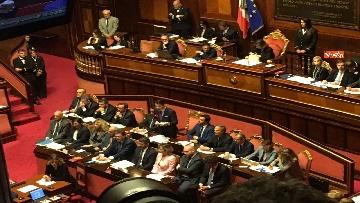 9 - Il debutto di Conte in aula al Senato