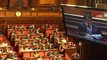 8 - Il debutto di Conte in aula al Senato
