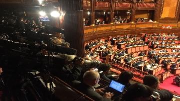 7 - Il debutto di Conte in aula al Senato