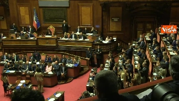 6 - Il debutto di Conte in aula al Senato
