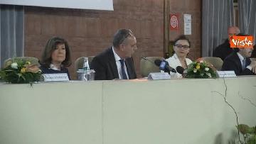 4 - Casellati al convegno Csm contro la violenza di genere