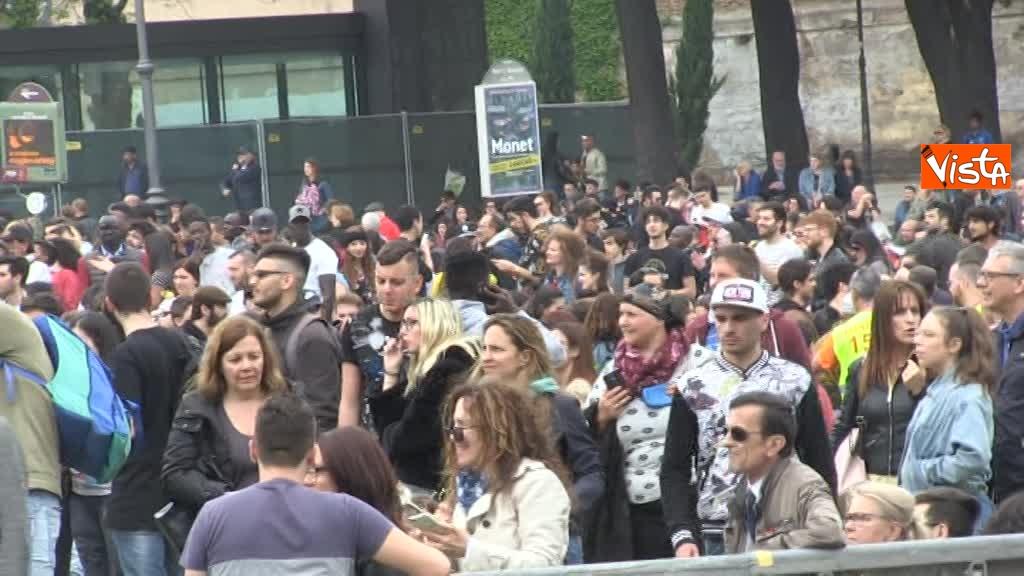 01-05-18 Piazza San Giovanni si scatena al concertone del Primo Maggio_02