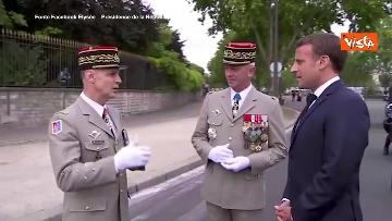 2 - La parata per la Festa Nazionale francese, le immagini