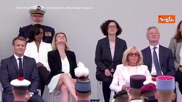 18 - La parata per la Festa Nazionale francese, le immagini