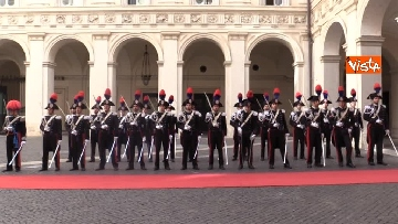 3 - Conte incontra Stoltenberg a Palazzo Chigi