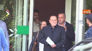 7 - Berlusconi lascia il San Raffaele