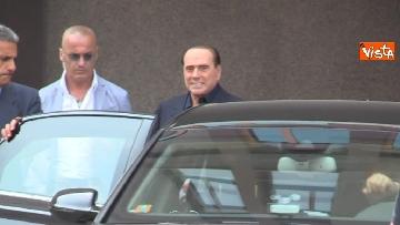 10 - Berlusconi lascia il San Raffaele