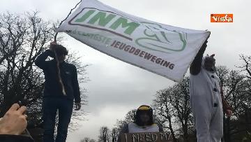 11 - 60mila in marcia per il clima a Bruxelles
