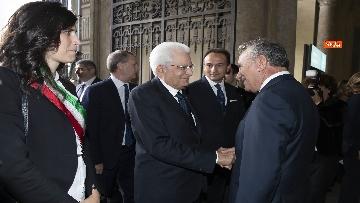 1 - Mattarella a Torino per il convegno della Corte dei Conti