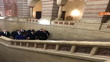 4 - Conte in visita a Sofia viene accolto dal primo ministro bulgaro Borissov