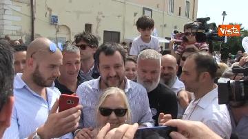 5 - Salvini annuncia l'accordo sul nome del premier con Di Maio