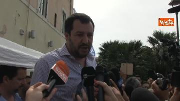3 - Salvini annuncia l'accordo sul nome del premier con Di Maio