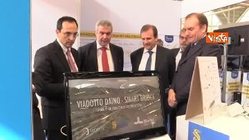 12 - 18-10-18 Anas presenta nuove tecnologie per sicurezza stradale al SAIE 2018