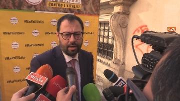 10 - Movimento Cinque Stelle manifesta conro i vitalizi a Roma