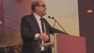 7 - Franceschini e Zingaretti partecipano alla conferenza Regione Lazio