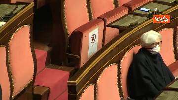 11 - Conte al Senato per l'informativa sull'emergenza Coronavirus