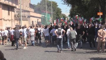 4 - Manifestazione Ultras al Circo Massimo a Roma