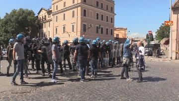 3 - Manifestazione Ultras al Circo Massimo a Roma
