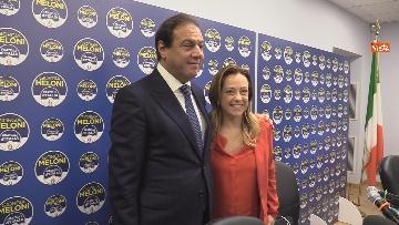 7 - Conferenza stampa Fratelli d'Italia per le elezioni suppletive, le immagini