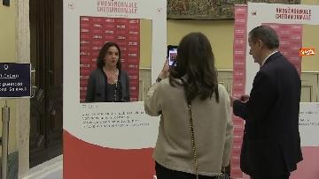 14 - Violenza donne, Carfagna lancia campagna 'Non è normale che sia normale' immagini