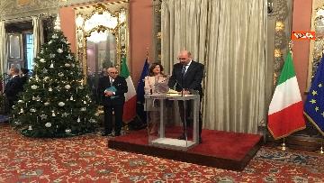 1 - Casellati incontra l'Associazione stampa parlamentare per auguri di Natale
