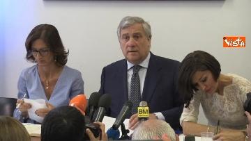 3 - Conferenza stampa Fi su dl dignita', le immagini