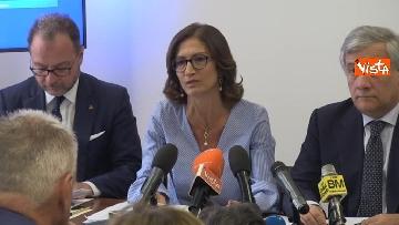6 - Conferenza stampa Fi su dl dignita', le immagini
