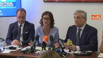 7 - Conferenza stampa Fi su dl dignita', le immagini