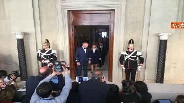13 - Casellati a margine del colloquio con Mattarella immagini