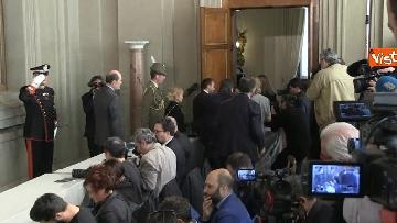 9 - Casellati a margine del colloquio con Mattarella immagini