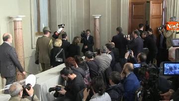 8 - Casellati a margine del colloquio con Mattarella immagini