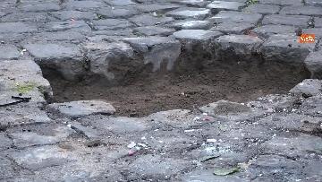 1 - Ripristinate le pietre d'inciampo nel quartiere Monti a ROma