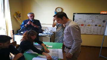 10 - Fedriga, candidato del centro-destra per le elezioni in Friuli-Venezia-Giulia, al voto