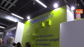 7 - Poste Italiane per la prima volta al Salone del Risparmio di Milano, il videoracconto