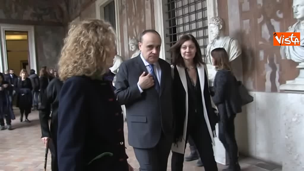05-03-19 Bonisoli visita le meraviglie di Palazzo Altemps a Roma_12
