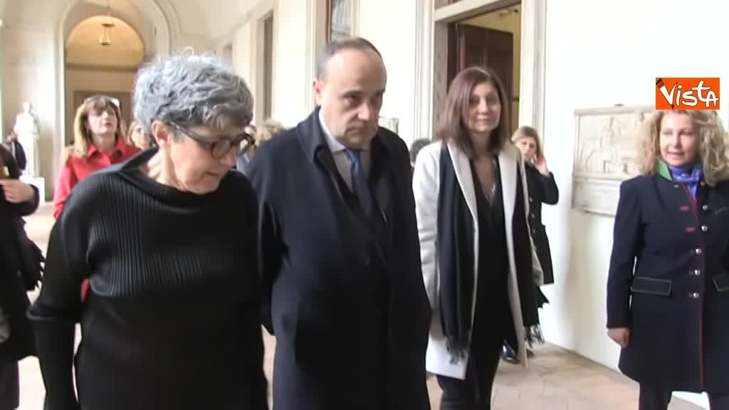 05-03-19 Bonisoli visita le meraviglie di Palazzo Altemps a Roma_03