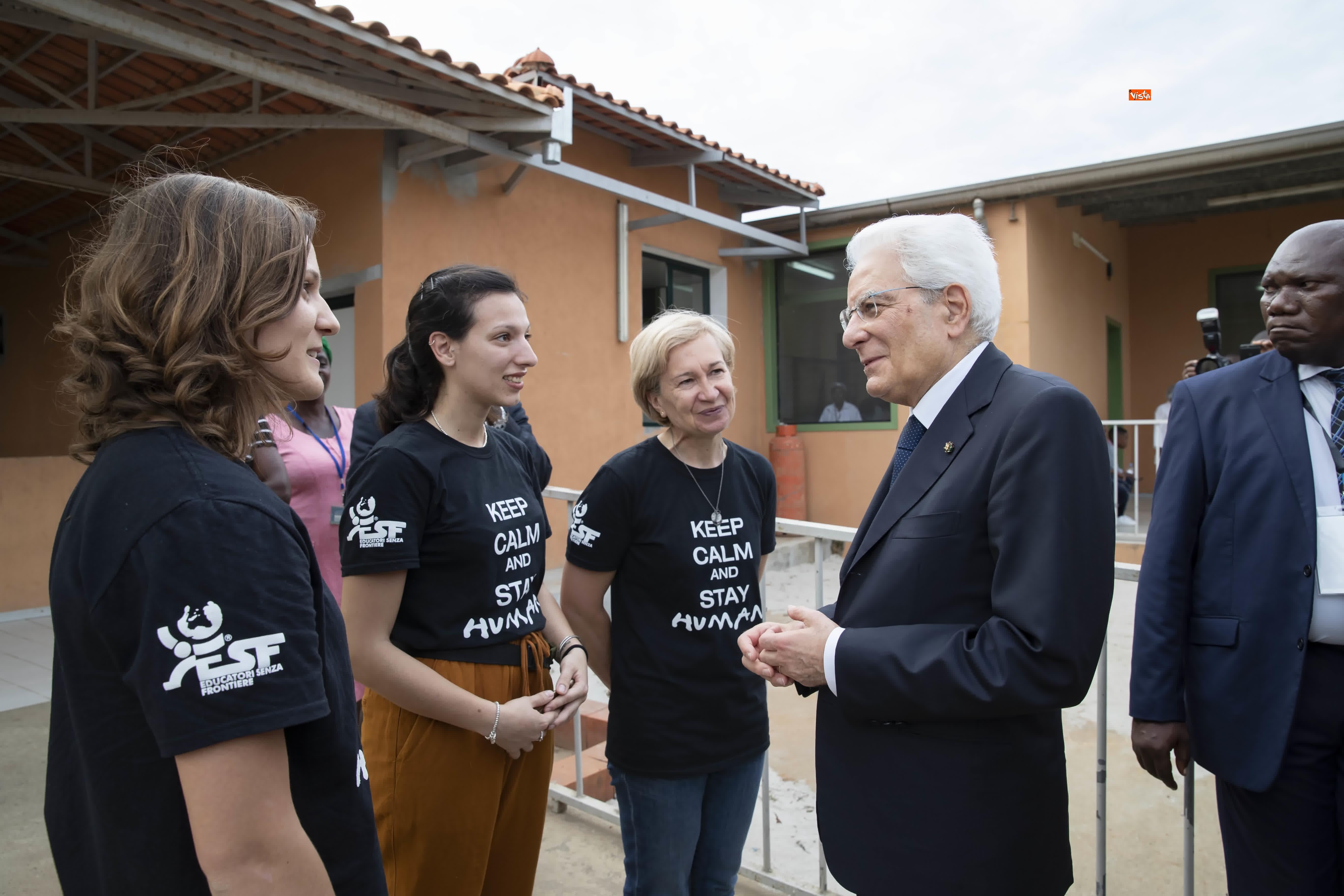 06-02-19 Mattarella in Angola visita Ospedale Divina Provvidenza_07